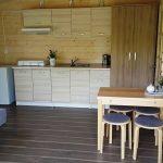 domek drewniany sielankowo trzęsacz
