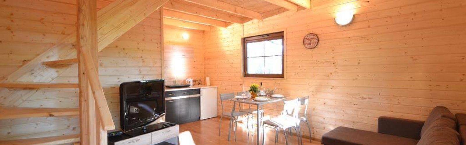 domki drewniane pustkowo od dzisiaj mała frajda
