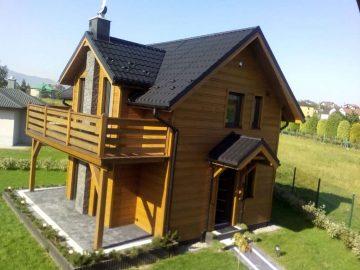noclegi oddzisaj.pl cztery pory roku domek